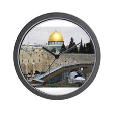Holy Land Scenery Wall Clock