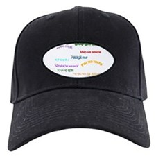 Shamrock Dancing Baseball Hat