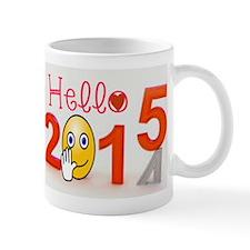 Welcome 2015 Mug