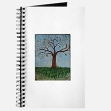 Springtime Tree Journal