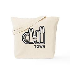 Chi Town Sports Teams Tote Bag