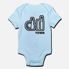 Chi Town Sports Teams Infant Bodysuit