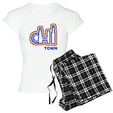 Chi Town Sports Teams Pajamas
