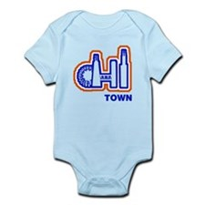 Chi Town Sports Teams Infant Bodysuit