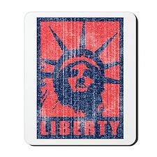 Liberty [Red&Blue] Mousepad