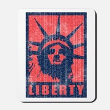Liberty [Red&Blue] Mousepad