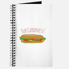 Sub Goodness Journal