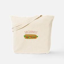 Sub Goodness Tote Bag