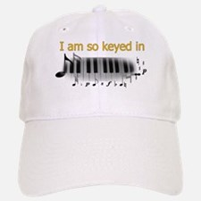 Keyboard Baseball Baseball Cap