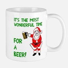 Wonderful time beer Small Mugs