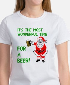 Wonderful time beer Women's T-Shirt