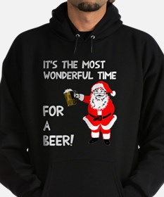 Wonderful time beer Hoodie (dark)