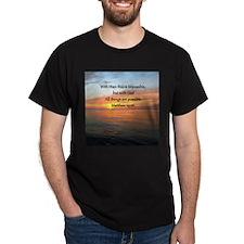 MATTHEW 19:26 T-Shirt