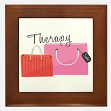 Therapy Framed Tile