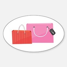 Shop Bags Decal