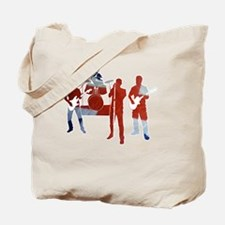 British Band Tote Bag