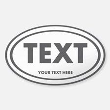 your text Stickers