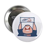 "Happy 4th of July USA 2.25"" Button (10 pack)"