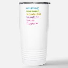 House Flipper Stainless Steel Travel Mug