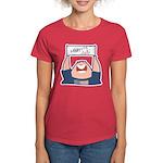 Happy 4th of July USA Women's Dark T-Shirt