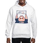 Happy 4th of July USA Hooded Sweatshirt