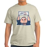 Happy 4th of July USA Light T-Shirt