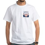 Happy 4th of July USA White T-Shirt