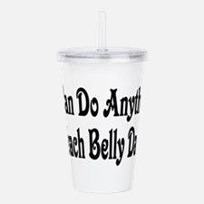 belly31.png Acrylic Double-wall Tumbler