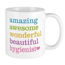 Awesome Hygienist Small Small Mug