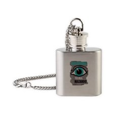 Oblivious Flask Necklace