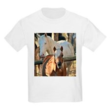 Horses in the Field T-Shirt