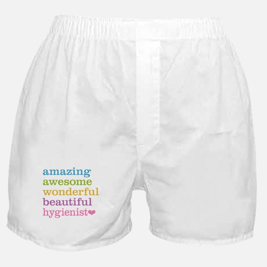 Awesome Hygienist Boxer Shorts