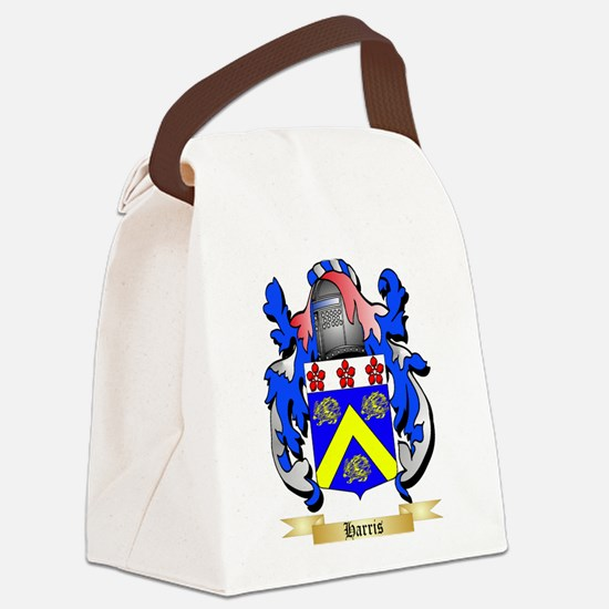Harris (Ireland) Canvas Lunch Bag