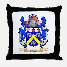 Harris (Ireland) Throw Pillow