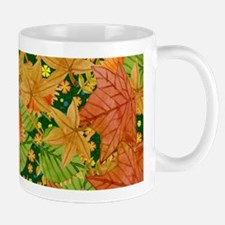 Autumn foliage Mugs