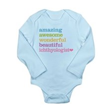 Ichthyologist Body Suit