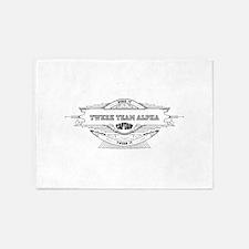 Twerk Team Alpha 5'x7'Area Rug