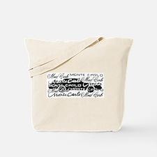 Chevrolet Monte Carlo Tote Bag