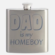 Dad is my homeboy Flask