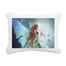 Funny Fairy Rectangular Canvas Pillow