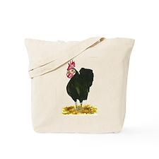 Rooster Elvis Tote Bag