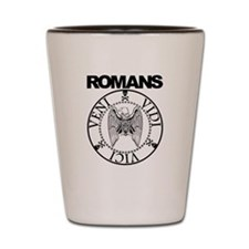 Romans Shot Glass