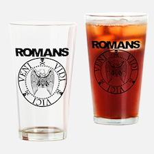 Romans Drinking Glass
