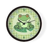 Frog Wall Clocks