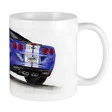 Chevrolet Corvette Mugs