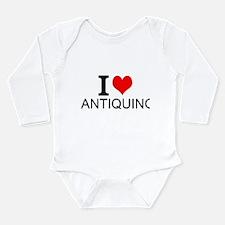 I Love Antiquing Body Suit