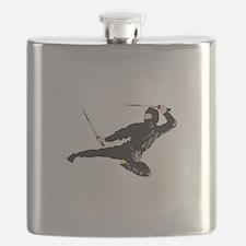 Unique Bushido Flask