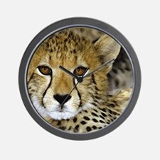 00-pil-03cheetah.jpg Wall Clock