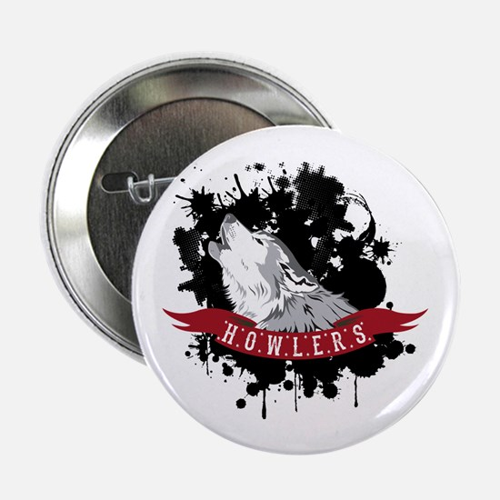 "H.o.w.l.e.r.s. Grunge 2.25"" Button (10 Pack)"