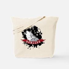 H.o.w.l.e.r.s. Grunge Tote Bag